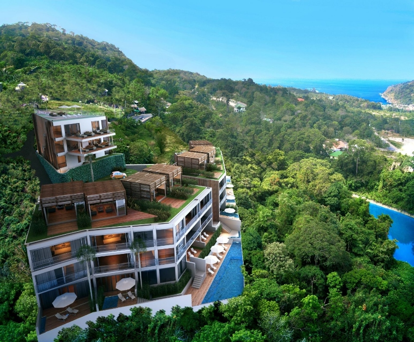 Luxury Condo in Patong 2 & 3 Bed For sale!!