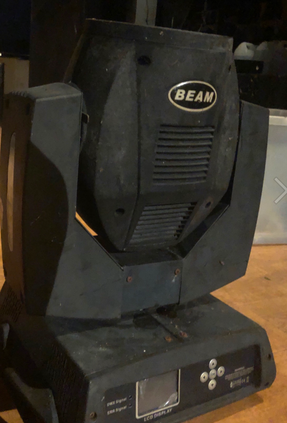 6 Retired Moving Heads