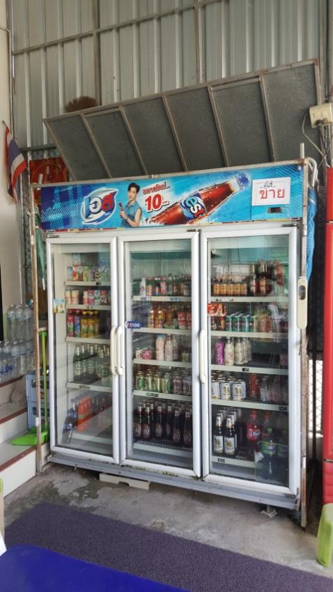 Mirage - Refrigerator 3 Doors with Outdoor closing unit