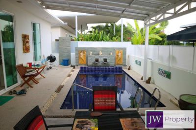 2 bedroom pool villa with many upgrades at low price soi 102