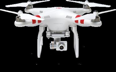 Quadcopter PHANTOM 2 VISION+
