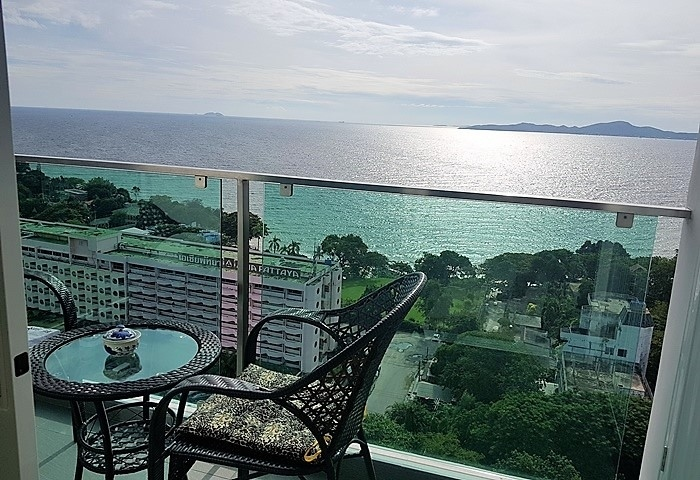 CR1742 The One Tower , 2 bed, Sea view
