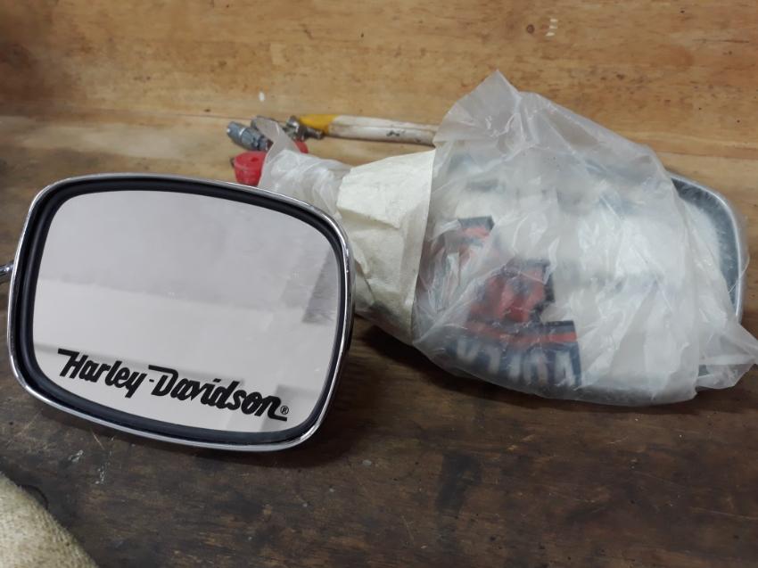 Harley Davidson Original Mirror Sets (2)