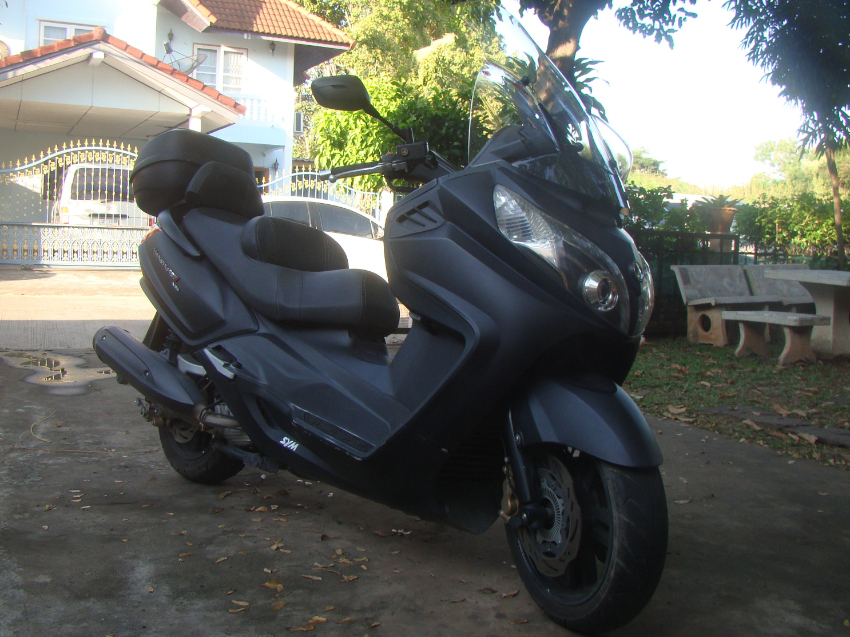 Sym scooter 400i ABS