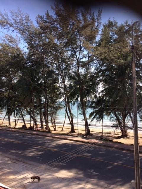Beachside apartments to rent Mae Rumphueng Beach, Rayong
