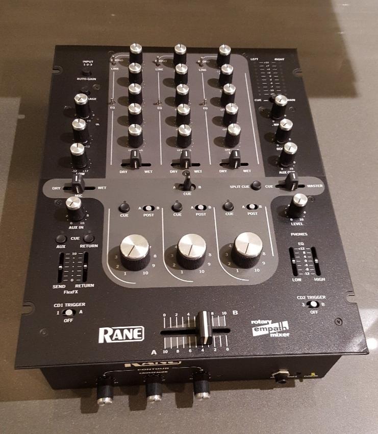 Rane Empath Rotary DJ Mixer! Excellent Condition!!!