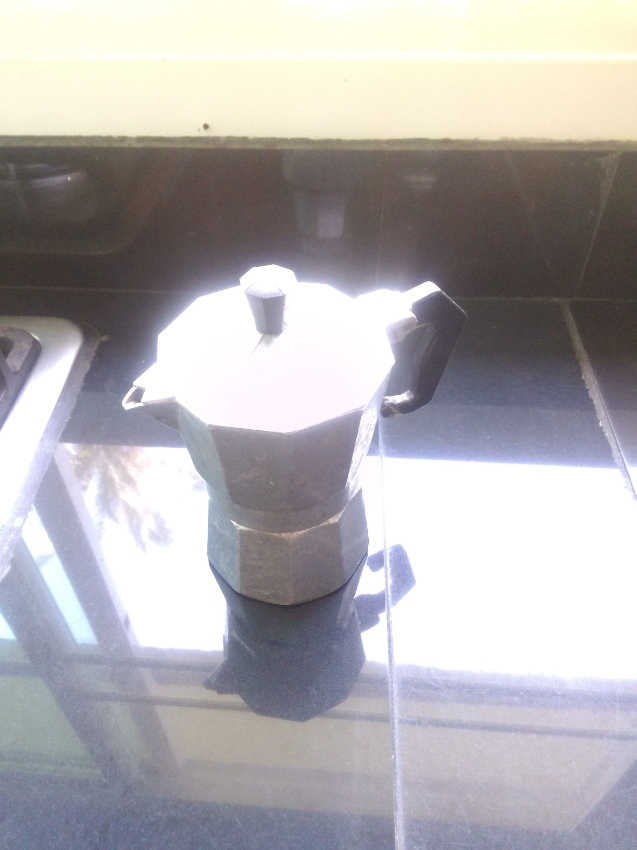 Expresso stove top