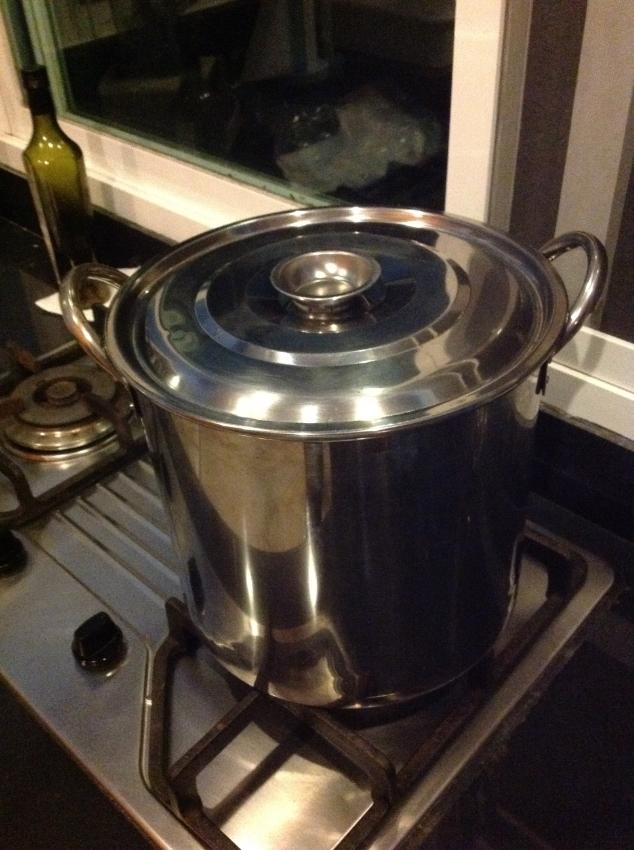 Large Soup Pot