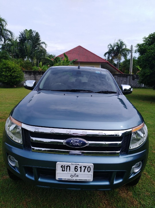 Ford Ranger 4 door Auto