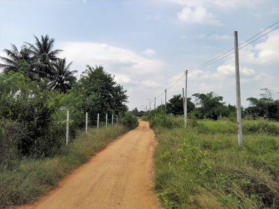Least Expensive Land Per Rai in Hin Lek Fai 11-2-38 Rai See It Today!