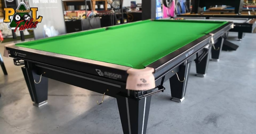 The Rasson Magnum Snooker 12ft