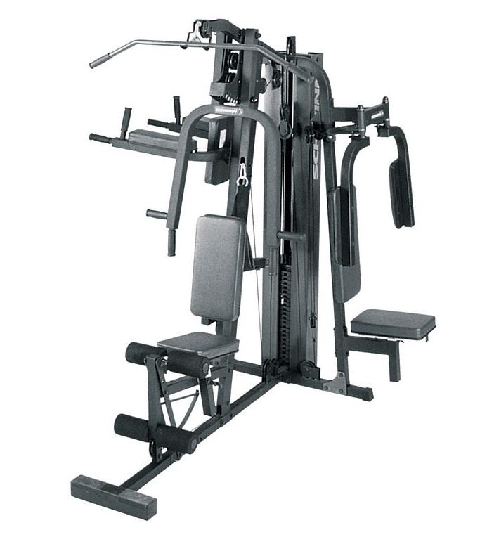 Multi-Gym 3-Station Training Center