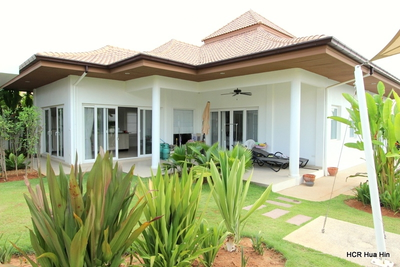 Pool Villa For Rent Hua Hin OPH soi 88