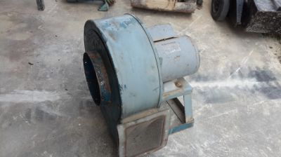 1hp Industrial Suction & Blower Fan