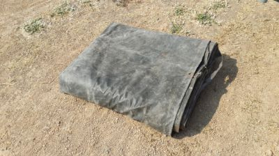 Water Proof Lorry Cargo Cover 10.2mt x 4mt.