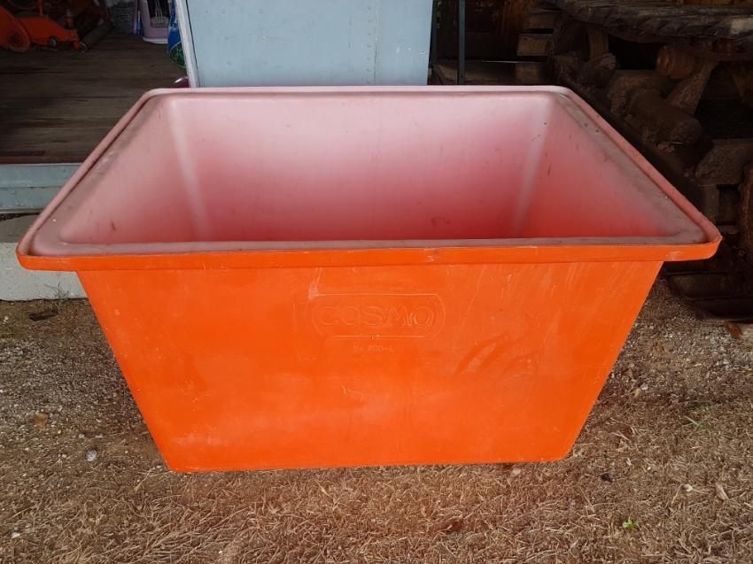500lt Heavy Duty Plastic Container