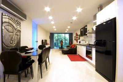 3 bedroom beautiful condo @ wongamat beach