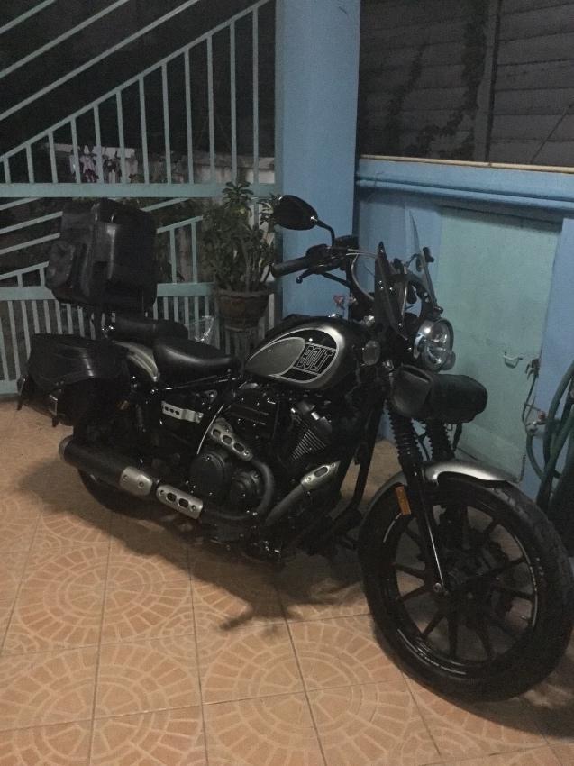 Yamaha Bolt 950 cc with Many Many extras
