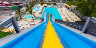 Water Park with Sports Bar, Restaurant & Club in Phuket