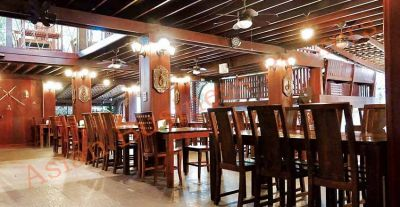7107008 Prominent Partially Furnished Restaurant for Rent Koh Chang