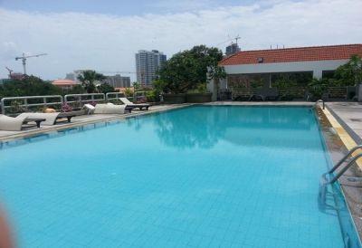 CS1784 Pattaya Hill Resort, 1 bed For sale