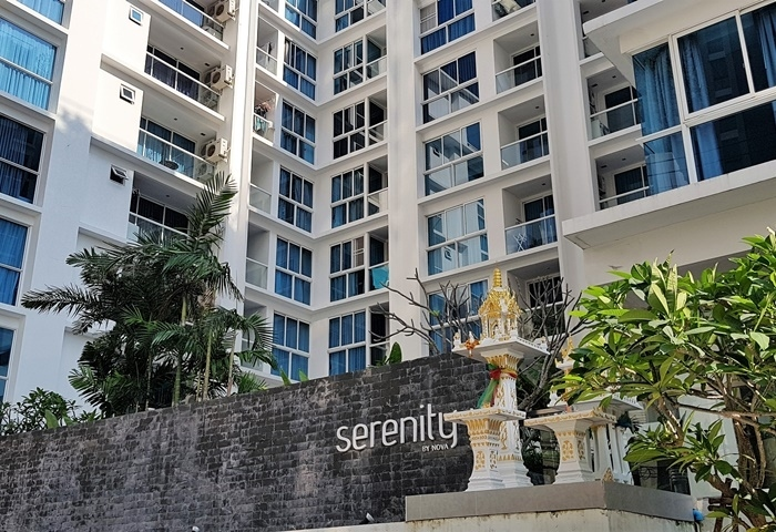 CS1783 Serenity Wongamat 1 bed for sale