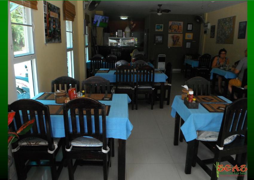 Profitable, Successful Turn-Key Restaurant and Accommodation