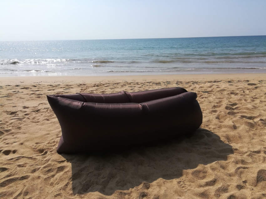 air sofa's  for the beach or swimmingpool 200 bath for 4 pieces