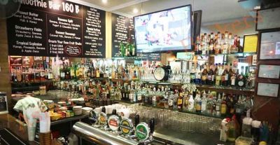 1205027 Tremendously Profitable Restaurant and Sports Bar at Jomtien