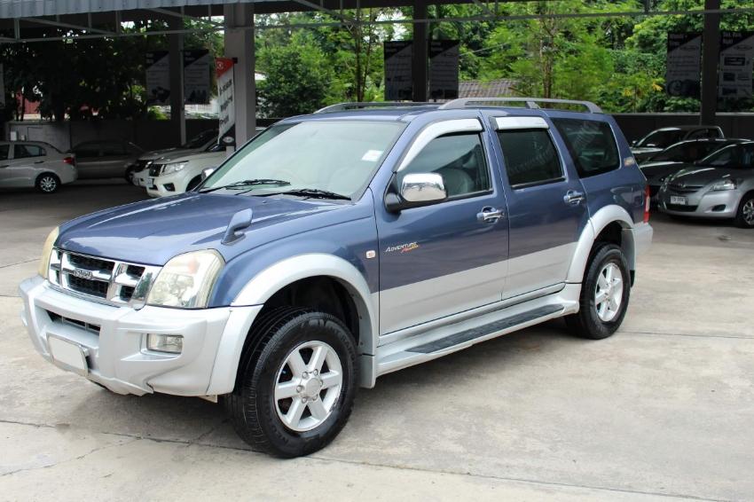2004 Isuzu Thairung 3.0di Adventure Master A/T 4WD