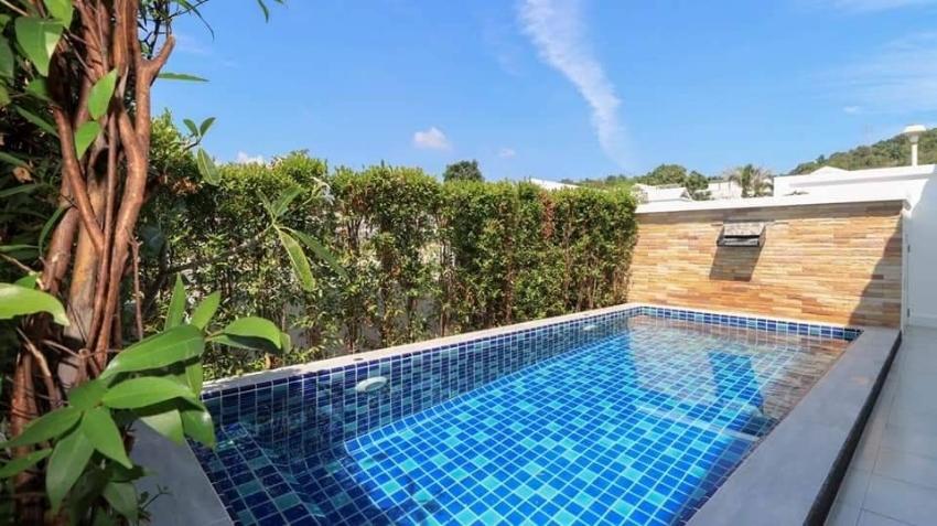 Beautiful & Good Price Newly Built Villa in Hua Hin