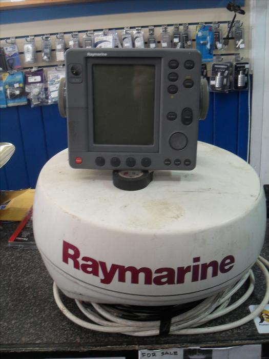 Raymarin Radar / Plotter