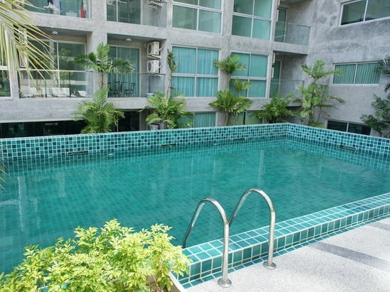 75 sqm 2 bedroom condo in Pratumnak for 3.6 million!