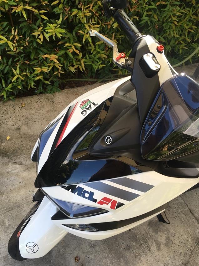 Yamaha AEROX 155cc 2018