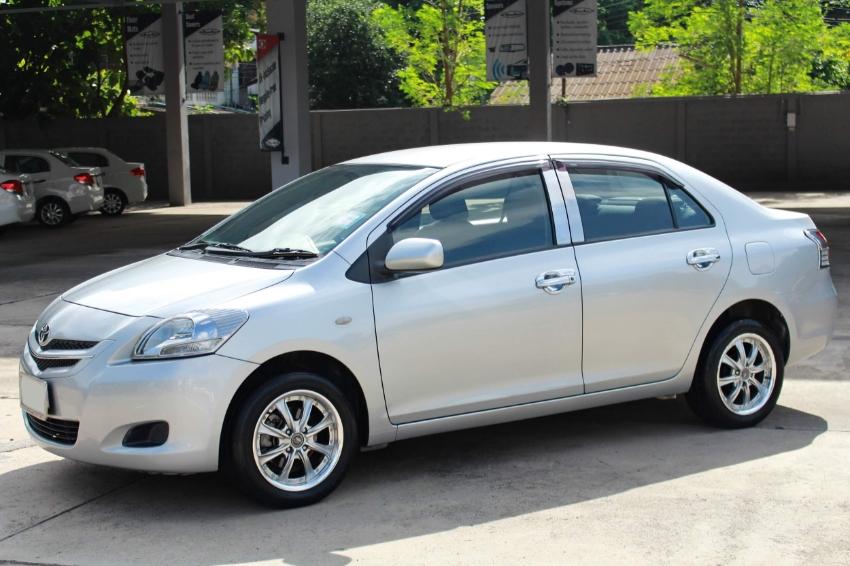 2008 (mfd '07) Toyota Vios 1.5 E M/T