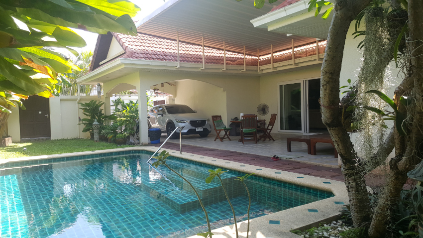 View Talay Villas Jomtien - Pool Villa For Sale