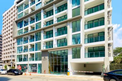 """1-bedroom in a new cozy project """"Aurora Pratumnak Condominium"""""""