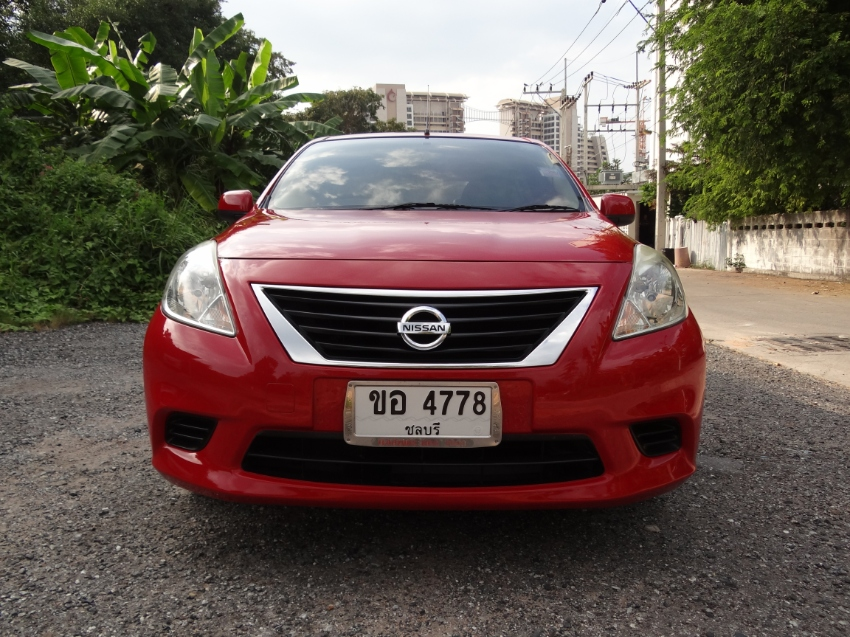 Sale Nissan Almera 2012 year.