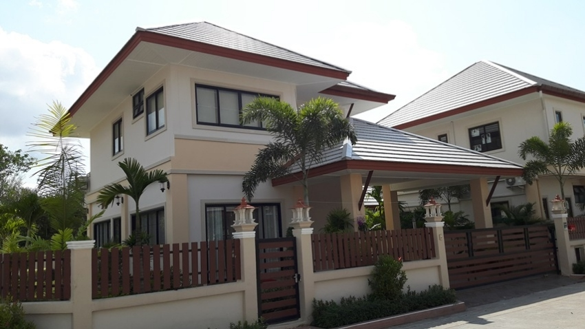 HR1233  Dusit House, 3 bed for rent