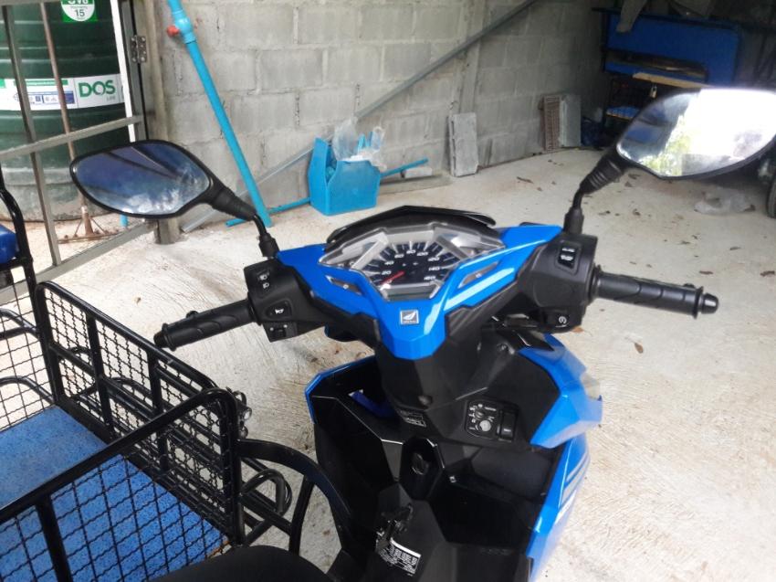 2 Honda Click 125 ccm automatik