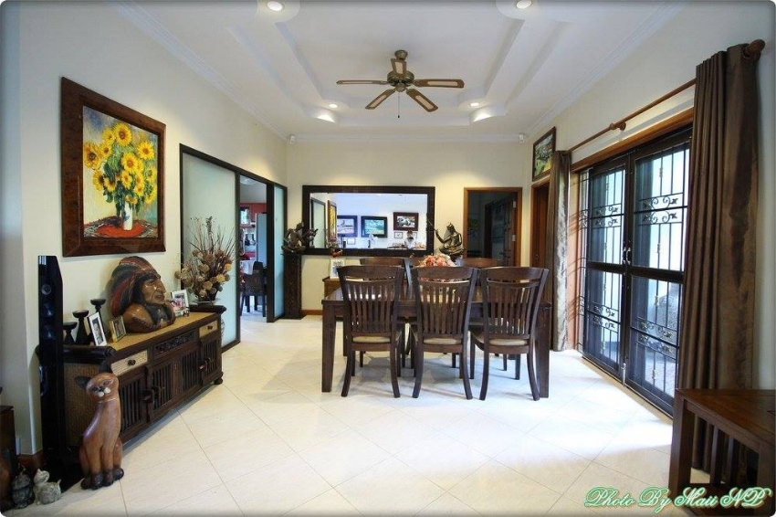 Pool Villa for Sale in Huahin By owner with tropical garden.