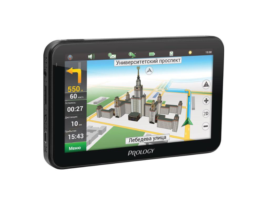 CAR NAVIGATION ( NEW IN BOX )