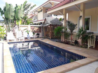 villa company for sale 5 villas 4 b/room villas -1 villa  420 mtr land