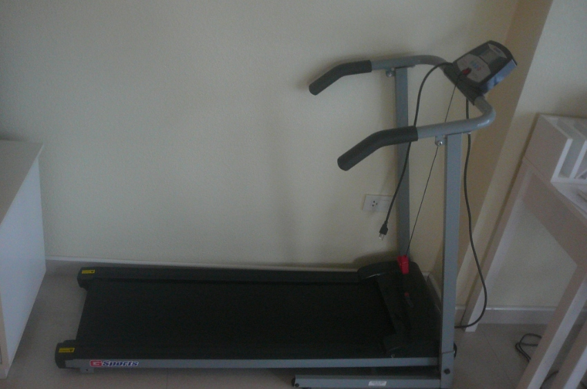 Treadmill as new for sale