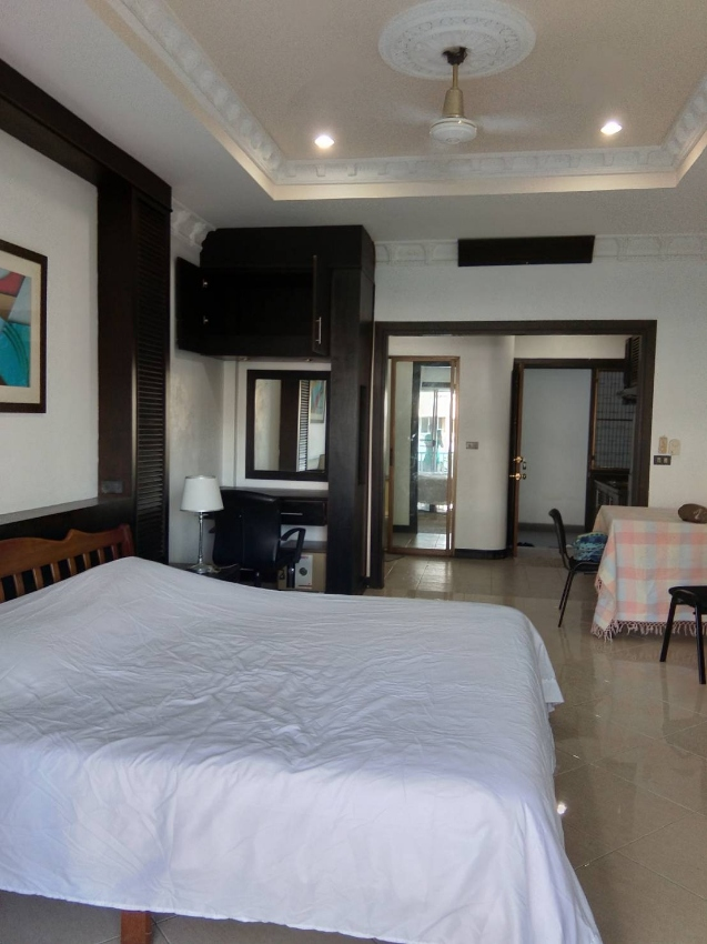 Studio for rent, Jomtien Chaiyapruk rd