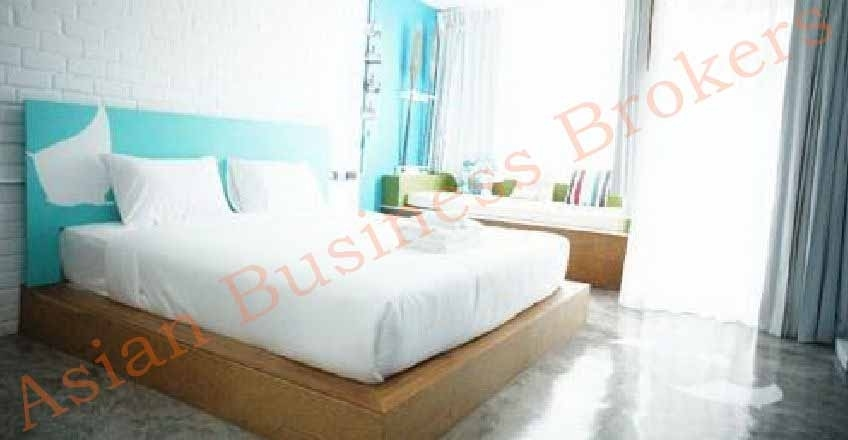 4802009 Tenanted Guest House Patong Beach for Freehold Sale