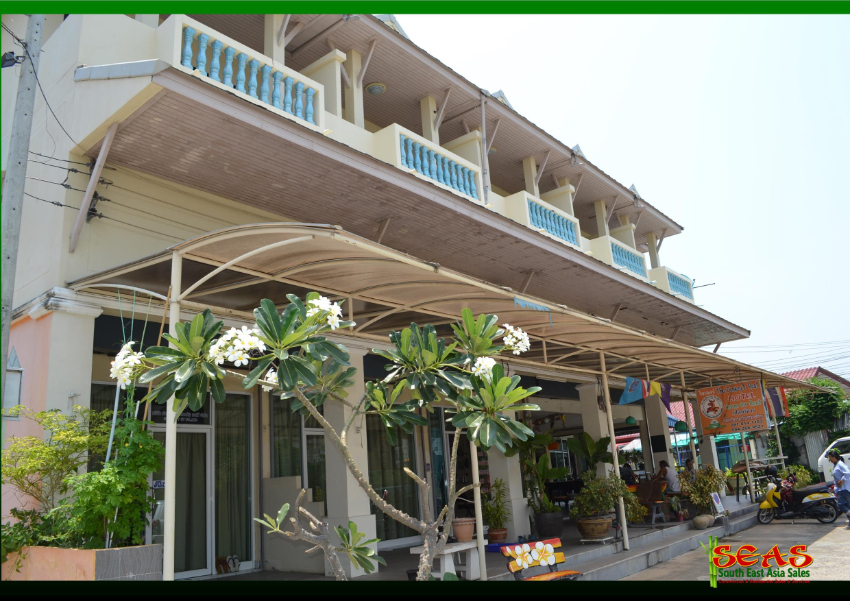 Excellent Location, Large Freehold Hotel with Extras in Hua Hin
