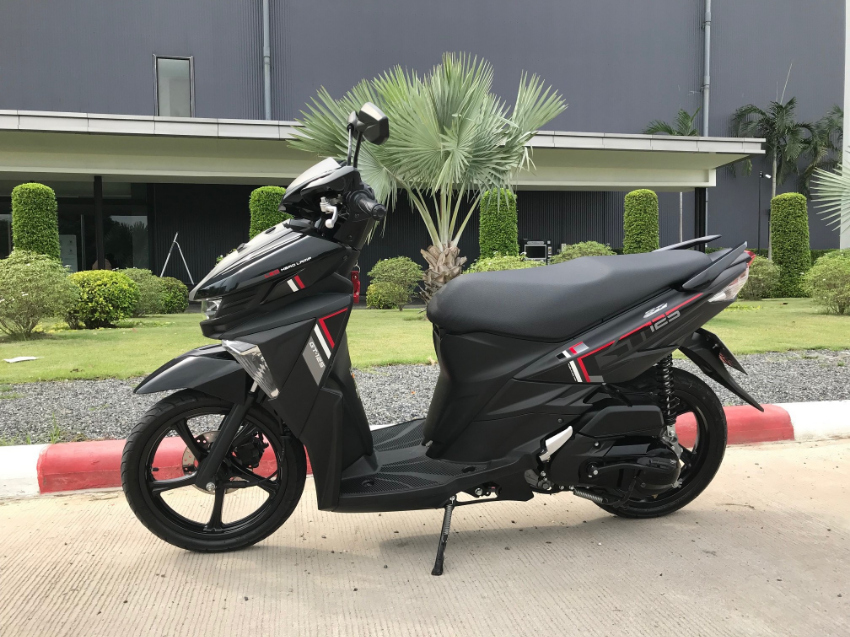 Yamaha GT 125 2018 First owner Privat 5500 KM