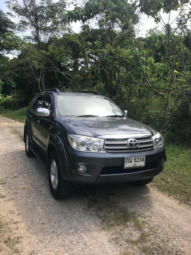 Toyota Fortunre