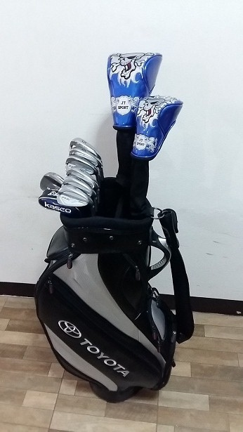 Golf Full Set With New Bag